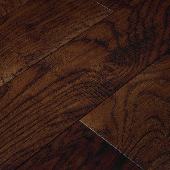 HICKORY ANTIQUE #CHK5A - DISTRESSED ENGINEERED WOOD