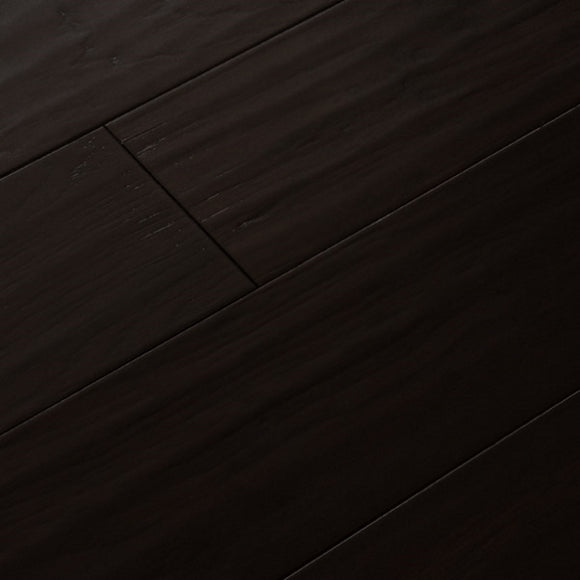 HICKORY DARK CHOCOLATE #CHK5D - DISTRESSED ENGINEERED WOOD