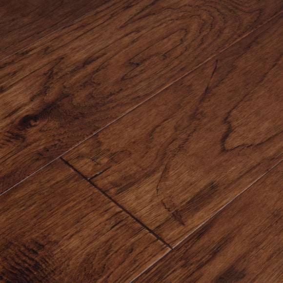 HICKORY VINTAGE #CHK5V - DISTRESSED ENGINEERED WOOD