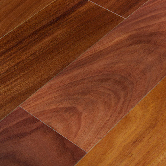 EXOTIC SANTOS MAHOGANY - NATURAL #PSM5N - ENGINEERED WOOD
