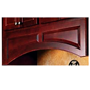 "VALANCE RAISED PANEL 42"" WIDE VRP42"