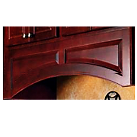 VALANCE RAISED PANEL 60