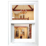 Bellagio Series S-3100 Single Hung Vinyl Window