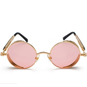 Vamp Oval Sunglasses