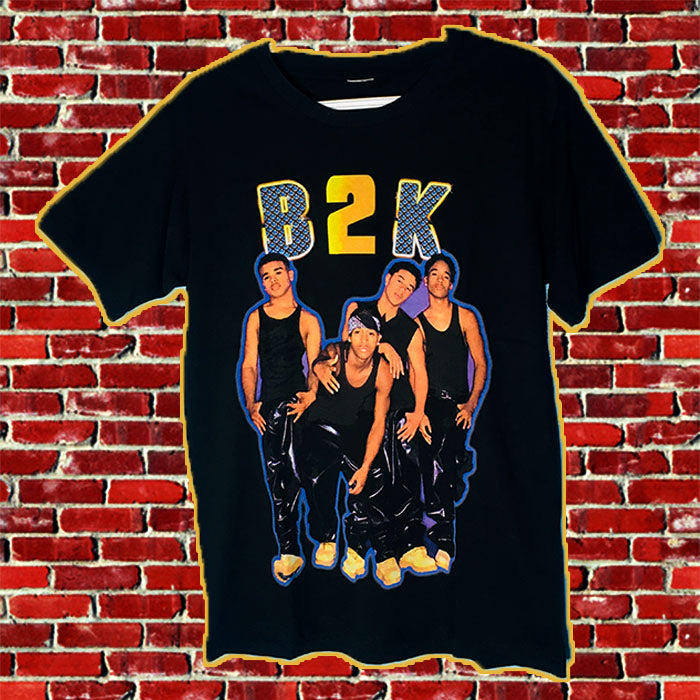 B2K 00s T-shirt [Front Print Only]
