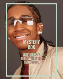 Sunglasses Mystery Box
