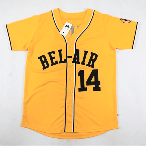 "Bel-Air ""Will Smith"" Baseball Jersey"