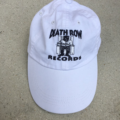 Death Row Records Hat