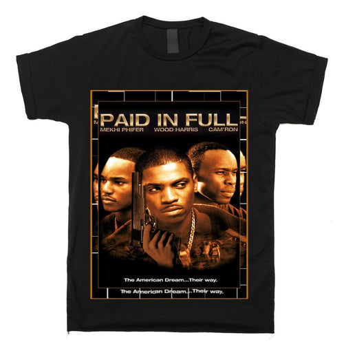 Paid In Full T-shirt