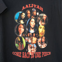 "Aaliyah ""Come Back In One Piece"" Tshirt"