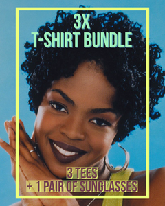 3 Tees Bundle