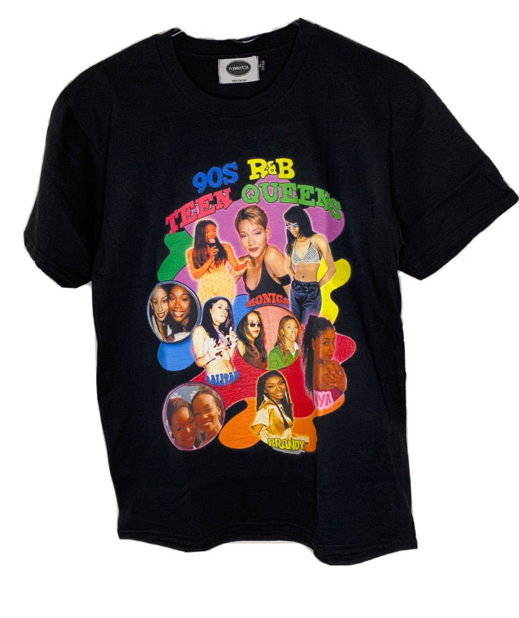 90s R&B Teen Queen T-Shirt