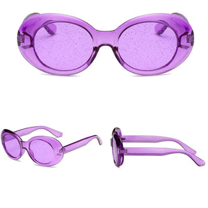 Supernova Jelly Sunglasses