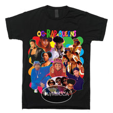OG Rap Queens T-shirt [ Double Sided Print ]