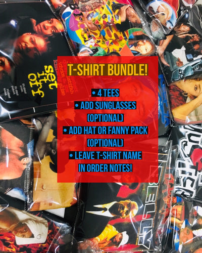 4 TEES Bundle