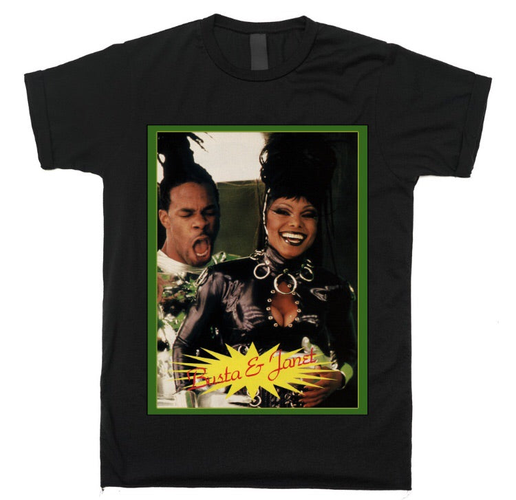 Busta Rhymes & Janet T-shirt