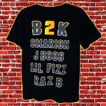 B2K 00s T-shirt [Double Sided Print]
