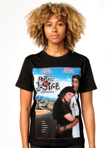 "Poetic Justice ""Tupac & Janet"" T-shirt"