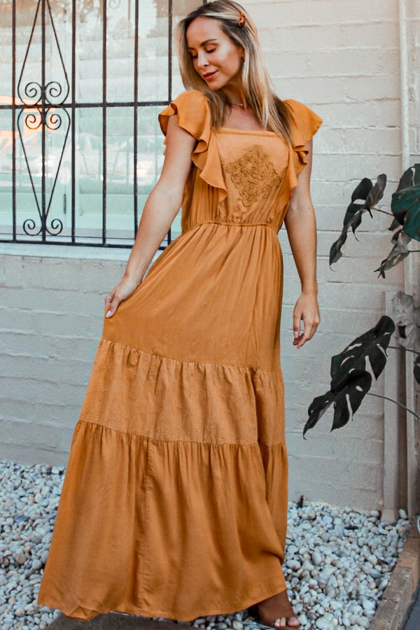 Sierra Mia Maxi Dress