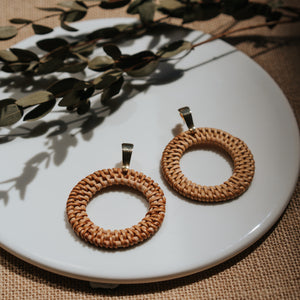 Norin Rattan Earrings