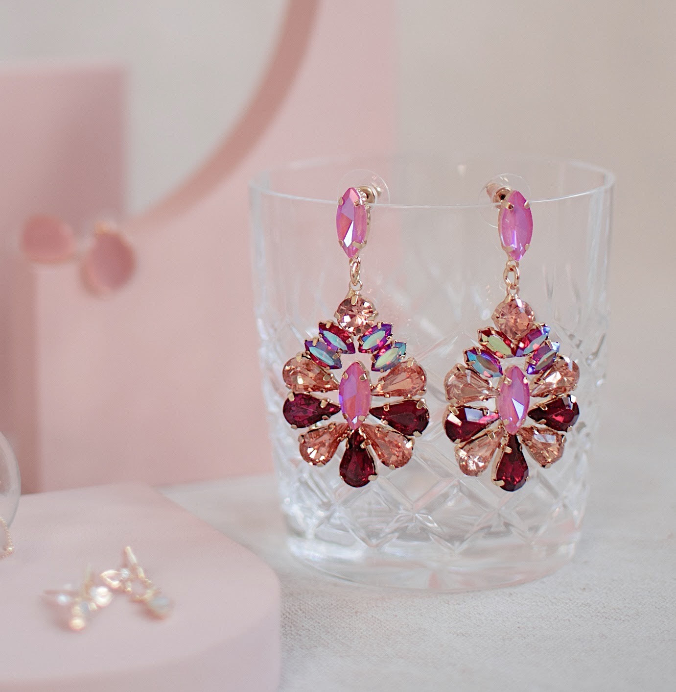 Jaylie Jewel Earrings (Margarita)
