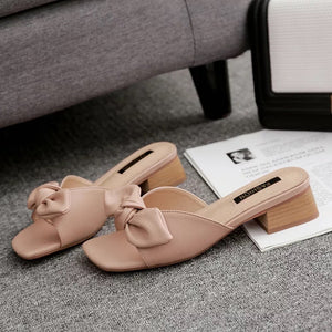 Open image in slideshow, *PREORDER* Anelise Ribbon Slip-Ons