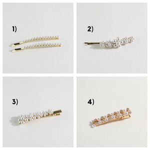 *PREORDER* Statement Clip (8 Designs)