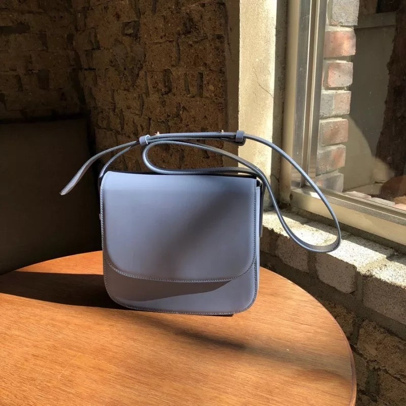 *PREORDER* Serina Crossbody Bag (Cornflower Blue)