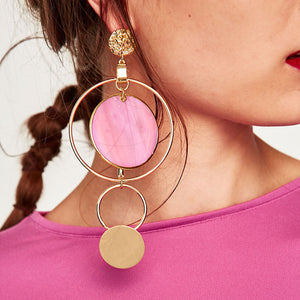 Carrida Mismatched Earrings