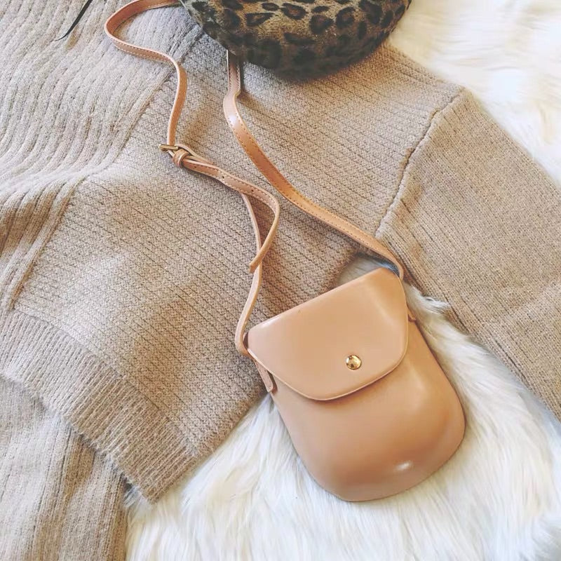 *PREORDER* Roice Crossbody Bag (Nude, Black, Off White, Brown)