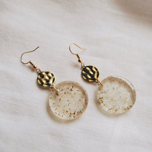 Meena Gold Dust Earrings
