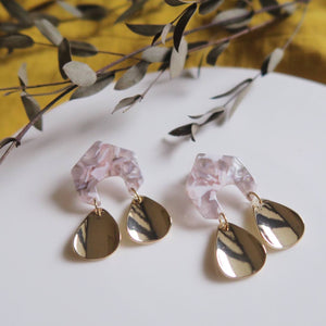 Oxana Resin Earrings