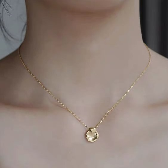 Alessa Necklace in Gold (925 Silver)