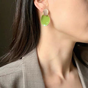 Nelly Earrings (Pandan)