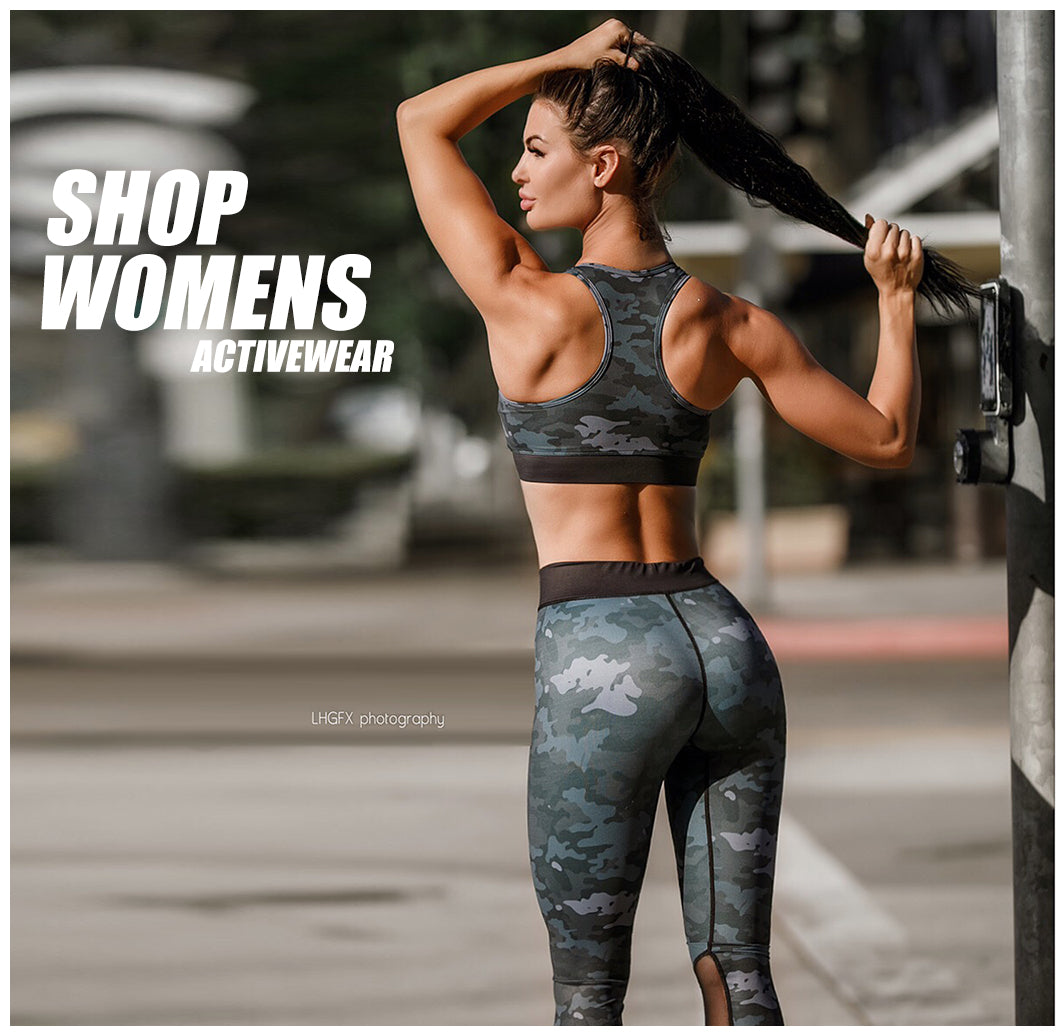 8f4c37ede0 Womens Activewear & Gym Clothes | Sports Bras & Tights