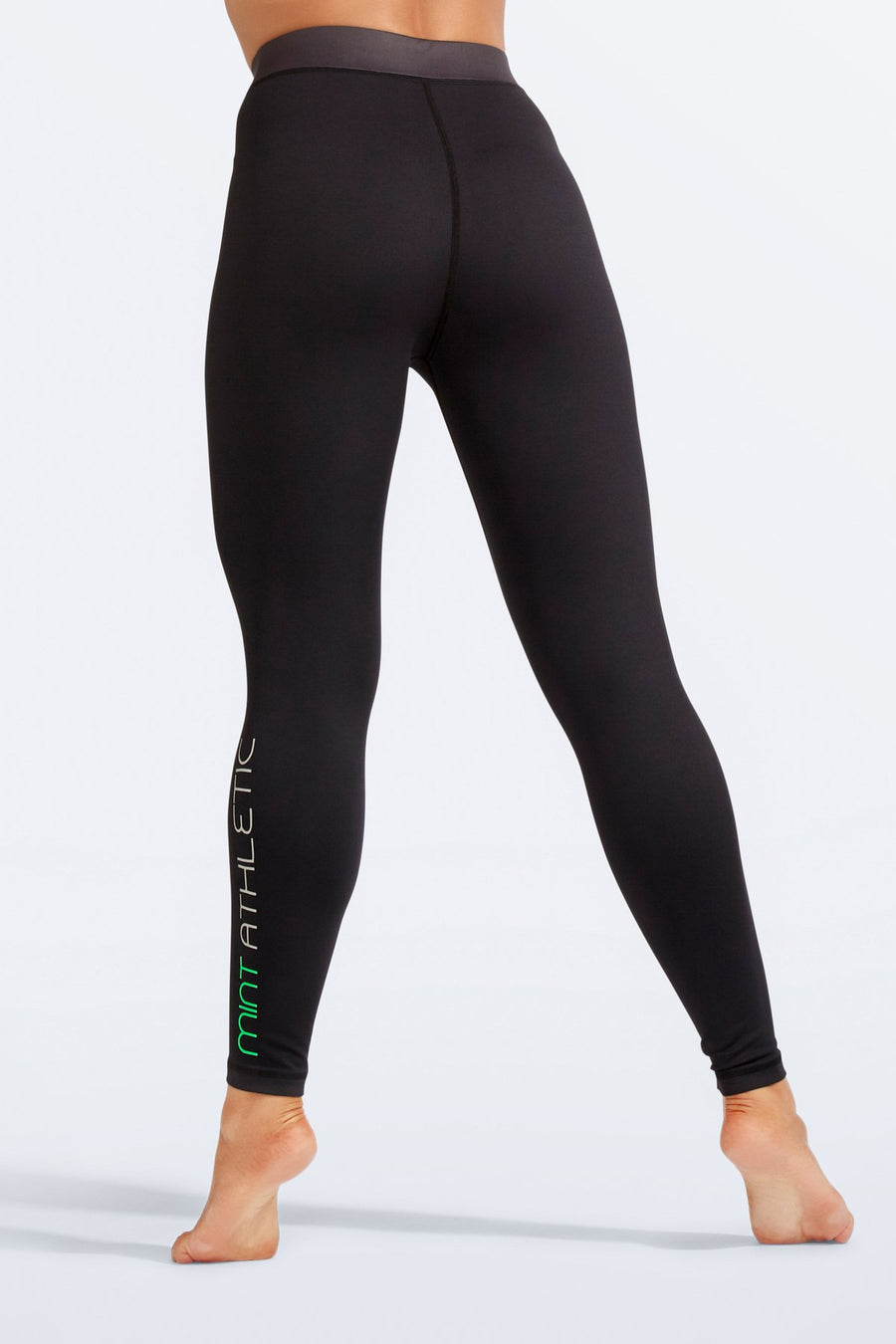 Boston 7/8 Leggings - Mint Athletic Apparel
