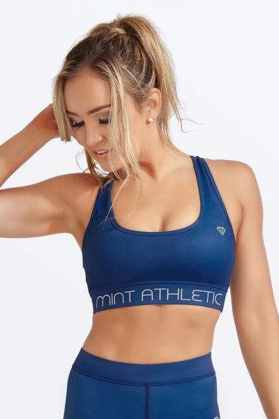 Chelsea Sports Bra - Mint Athletic Apparel