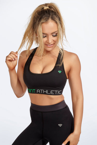 Viper Sports Bra - Mint Athletic Apparel