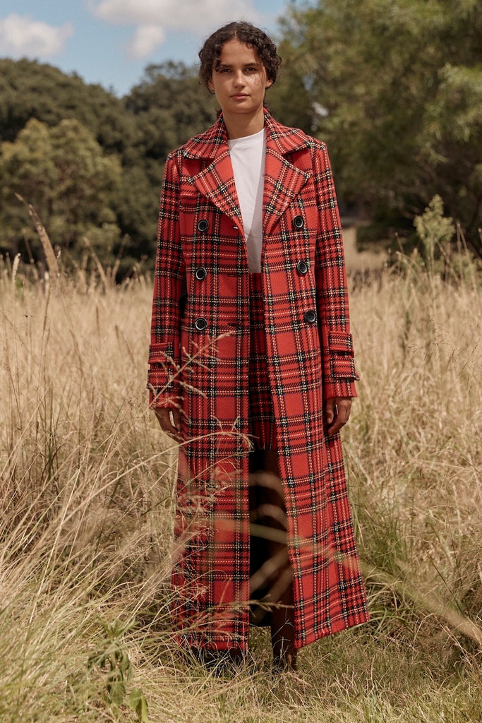 Highland Overcoat