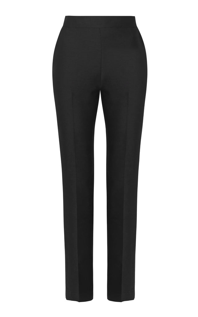 Non chalant Trouser in black