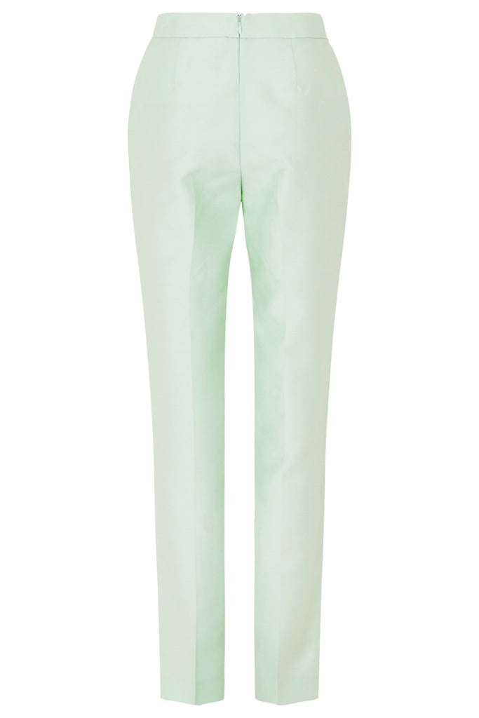Non chalant Trouser in mint