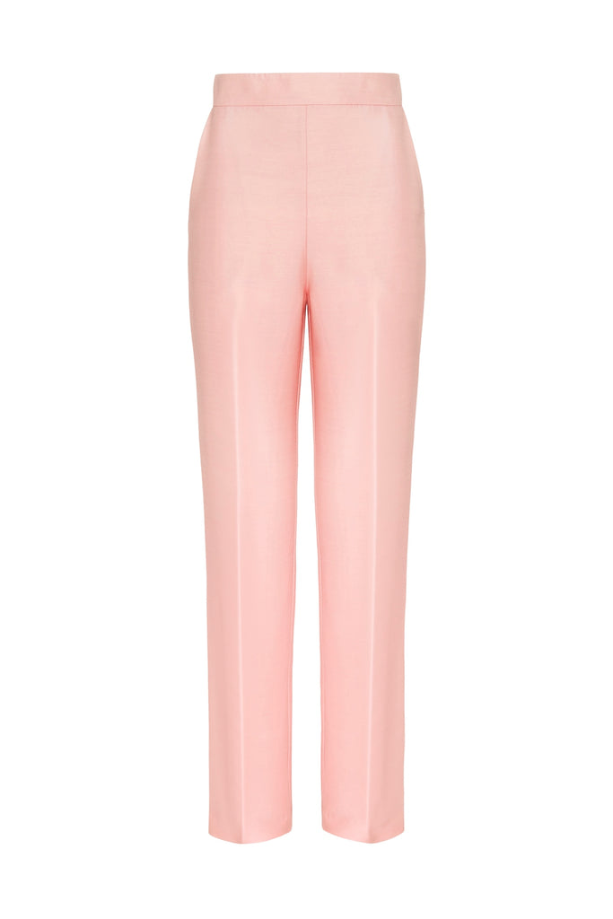Non Chalant Trouser in pink