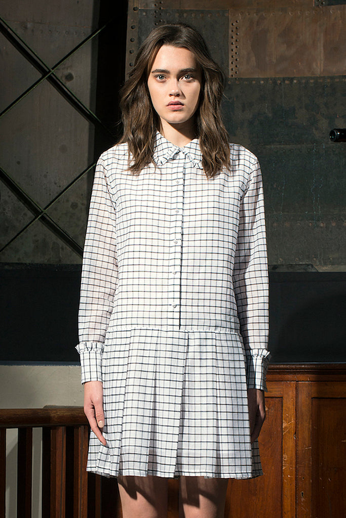 Optical Dress in Grid