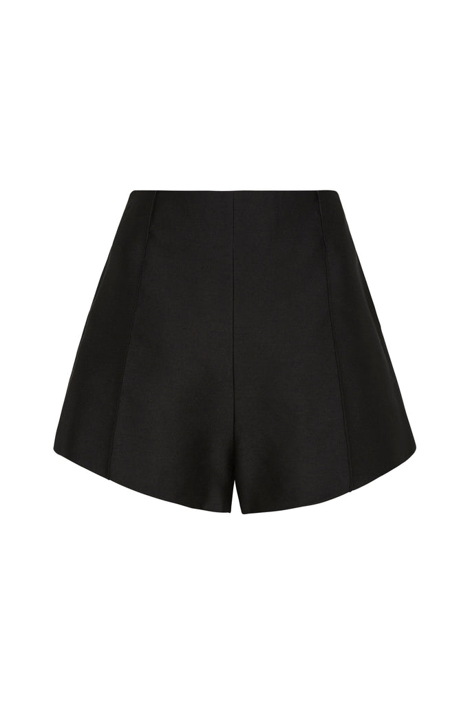 Poet Short in Black