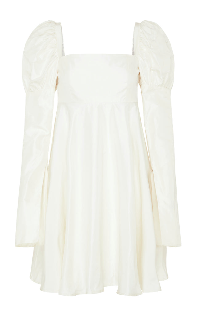 Romantic Dress in Ivory