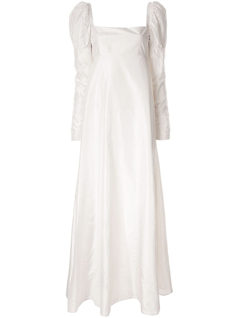 Romantic Gown in Ivory