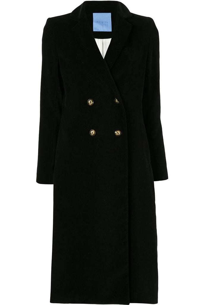 Royal Coat in Black
