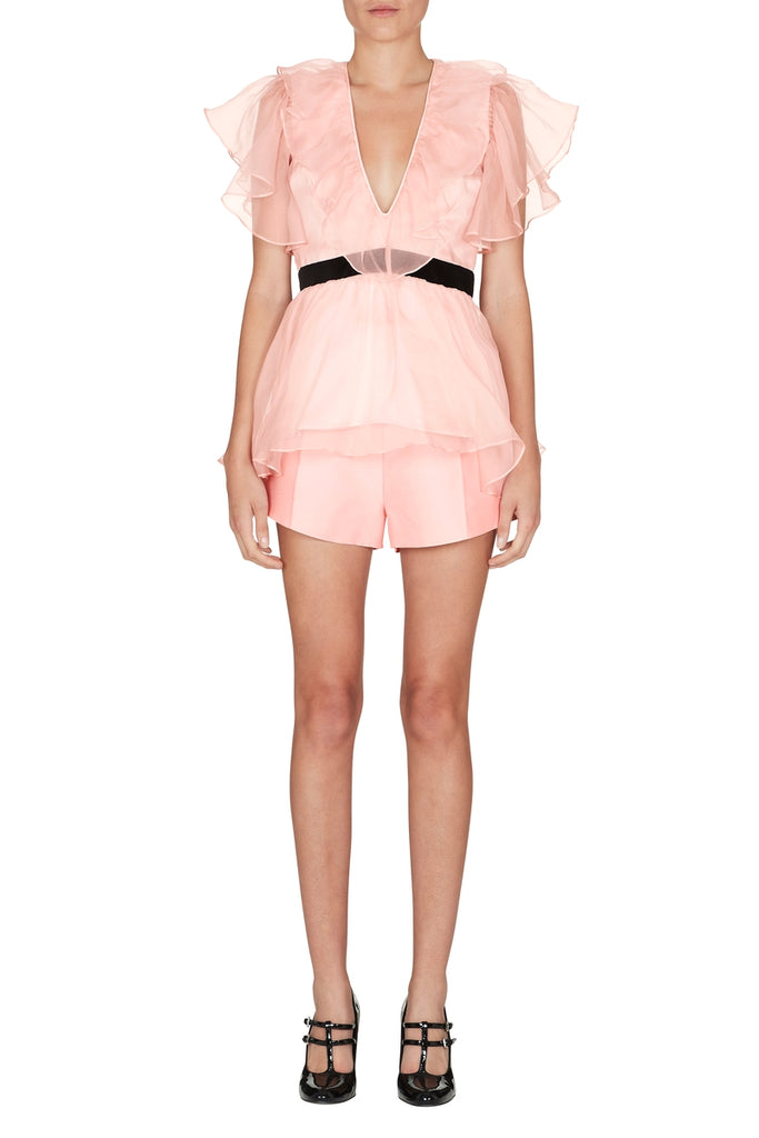 Chandelier Top in Pink