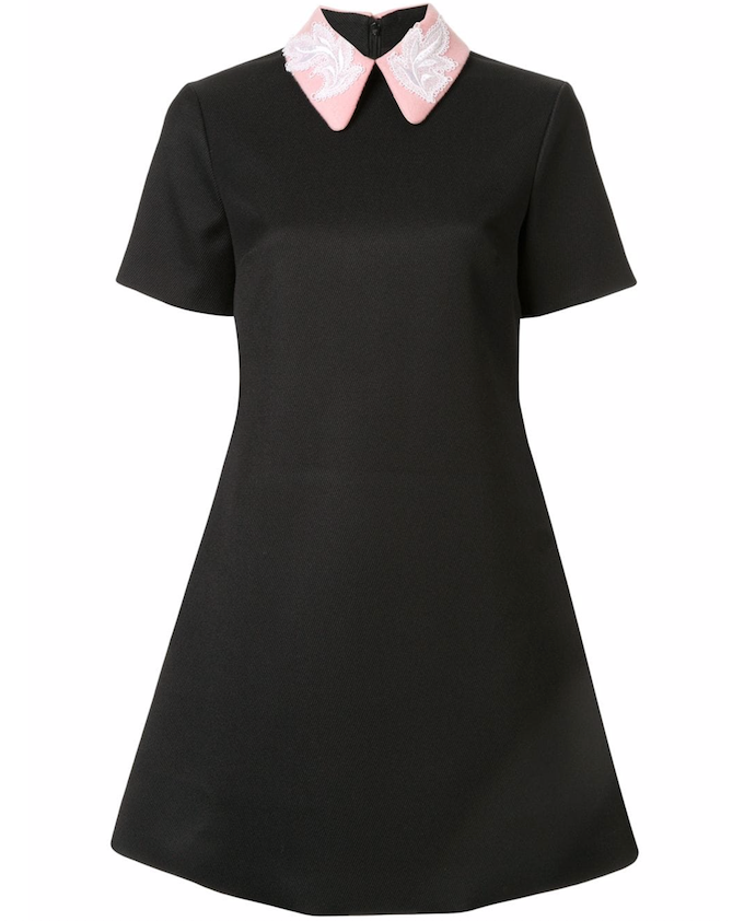 Falcon Dress in Black