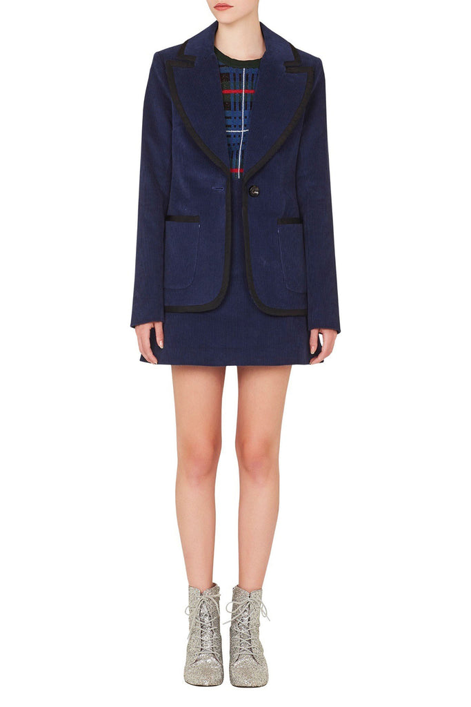 Alter Ego Blazer in Navy